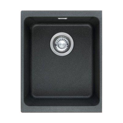 Franke Kubus KBG 110-34 zlewozmywak 36,7x46 cm z Fragranitu+ onyx 125.0158.601