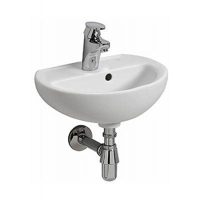 Koło Rekord umywalka 40x33 cm półokrągła biała K92140000