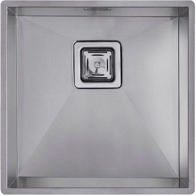 Teka Square 400/400 zlewozmywak 43x43 cm stal satynowana 40170120