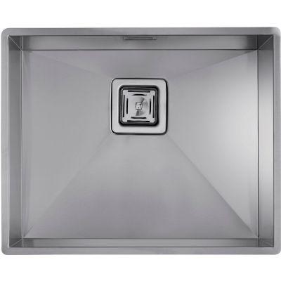 Teka Square 500/400 zlewozmywak 53x43 cm stal satynowana 40170130