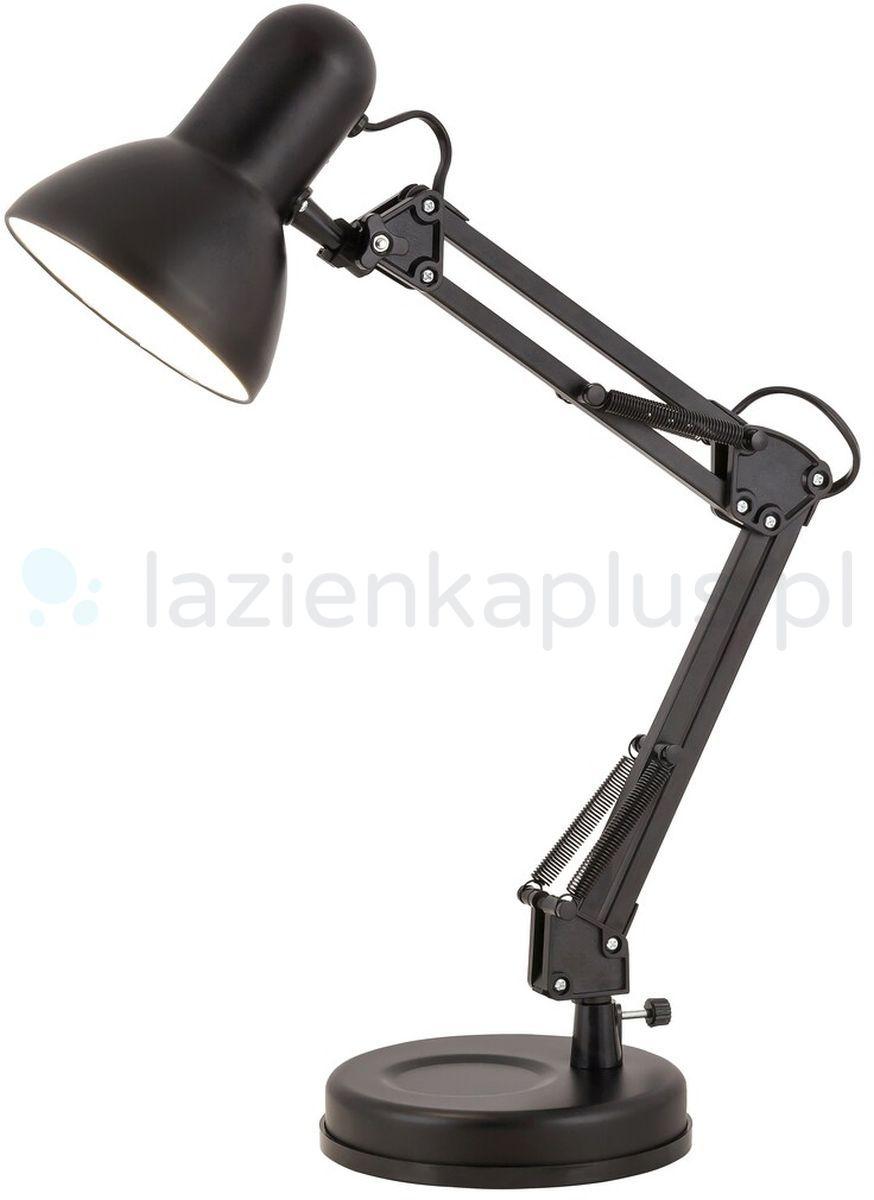 Rabalux Samson lampa biurkowa 1x60W czarna 4212