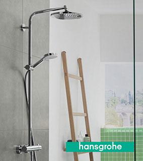 Hansgrohe Crometta S 240 zestaw prysznicowy EcoSmart 1jet chrom 27268000
