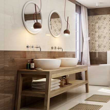 Płytki łazienkowe Paradyż Antonella