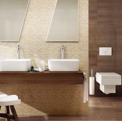 Płytki łazienkowe Paradyż Domus