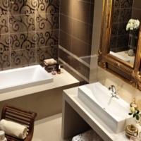Płytki łazienkowe Tubądzin Maxima