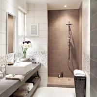 Płytki łazienkowe Tubądzin Palacio