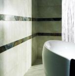 Płytki łazienkowe Tubądzin Alabastrino